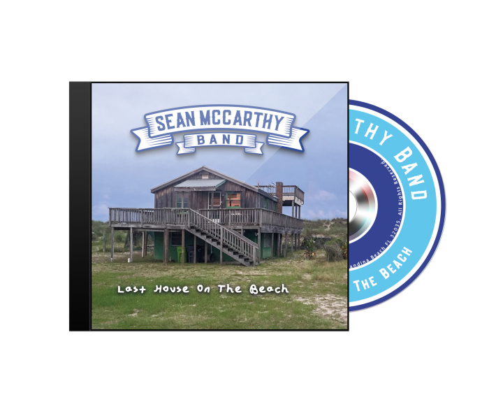 Last House On The Beach Standard CD