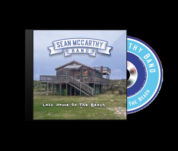 Last House On The Beach Standard CD