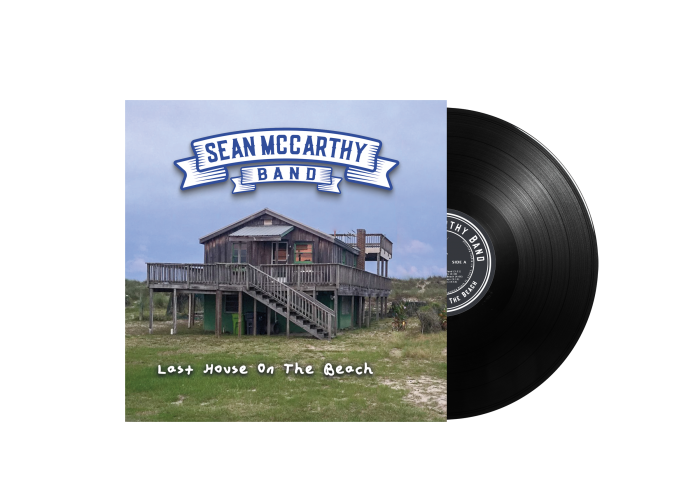 Last House On The Beach Vinyl